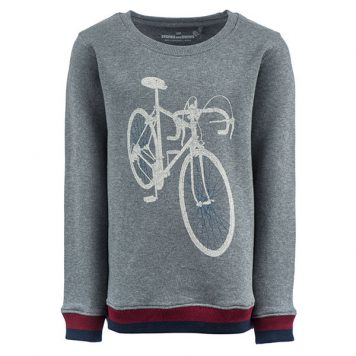 Stones&Bones Sweater Impress Race Bike