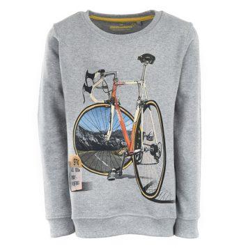 Stones&Bones Sweater Impress Road Bike