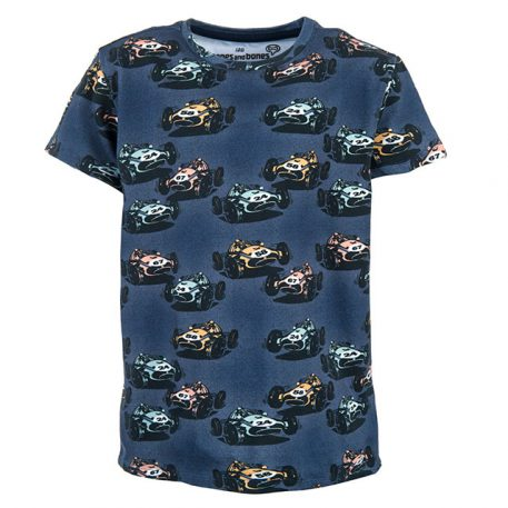 Stones&Bones T-shirt Comic Cars