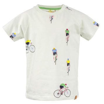 Stones&Bones T-shirt Cyclo Race Mint