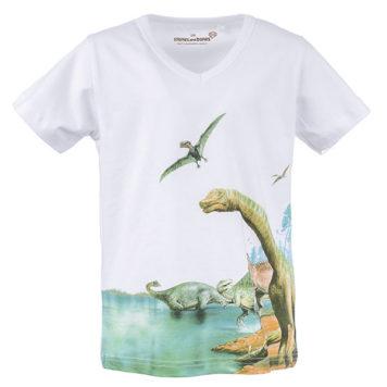 Stones&Bones T-shirt Dinoscape