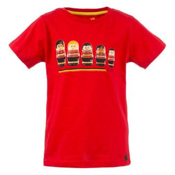 Stones&Bones T-shirt Go Belgium