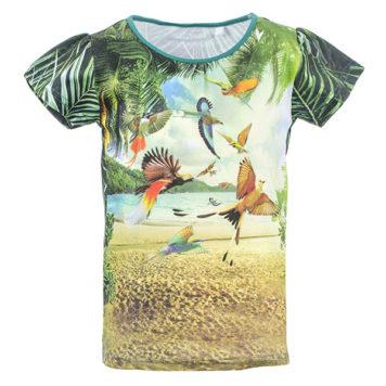Stones&Bones T-shirt Paradise