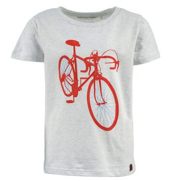 Stones&Bones T-shirt Russell Race Bike