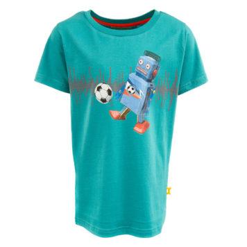Stones&Bones T-shirt Russell Robot Slate