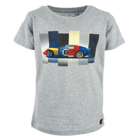 Stones&Bones T-shirt Russell Shape Shift Grey
