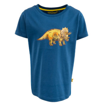 Stones&Bones T-shirt Russell Triceratops