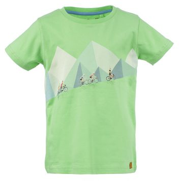 Stones&Bones T-shirt The Climb