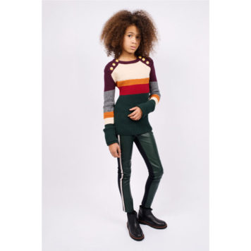 Street Called Madison Luna Knitted Sweat