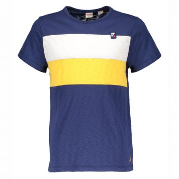 Street Called Madison T-shirt Madison Blue Stripe