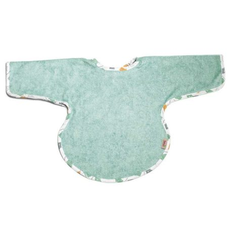 Timboo slab mouwen 35x35 Sea Blue