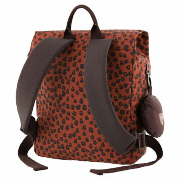 Trixie School Backpack Leopard