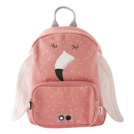 Trixie rugzak Mrs. Flamingo
