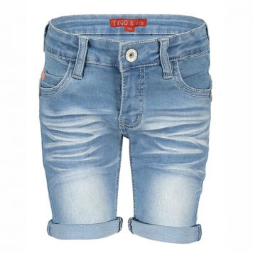 Tygo & Vito Denim Short Dark Used