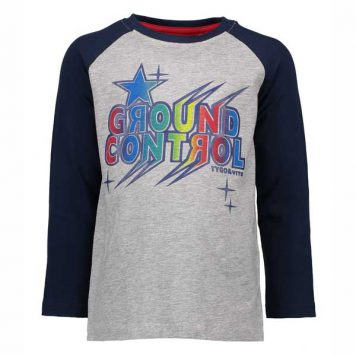 Tygo & Vito Longsleeve Ground Control