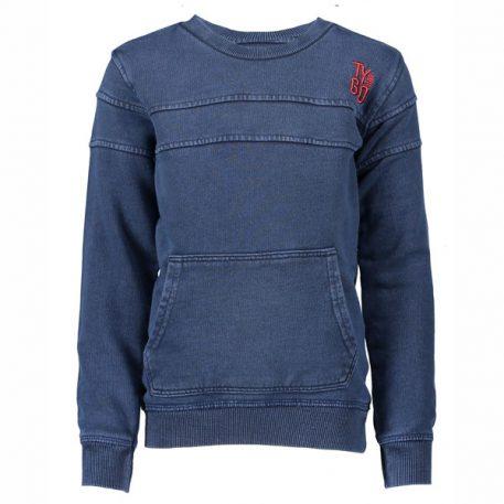 Tygo & Vito Sweater Indigo Used