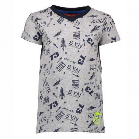 Tygo-&-Vito-T-shirt-Grey