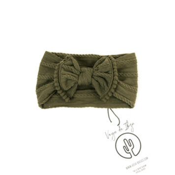 Vega Basics Haarband The Mariposa Khaki