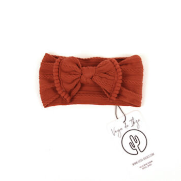 Vega Basics Haarband The Mariposa Papaya