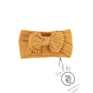 Vega Basics Haarband The Mariposa Saffron