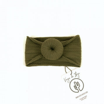 Vega Basics Haarband The Paloma Khaki