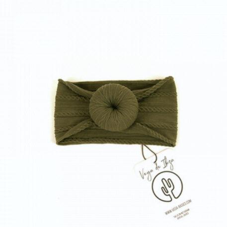Vega Basics Haarband The Paloma Khaki