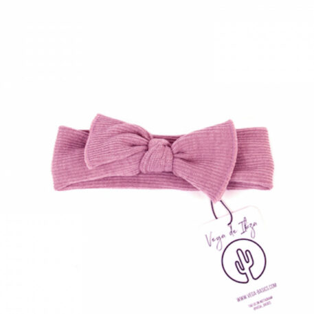 Vega Basics Haarband The Suave Old Pink