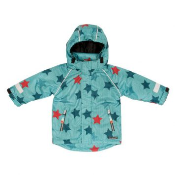 Villervalla Jacket Knitted Star Bay