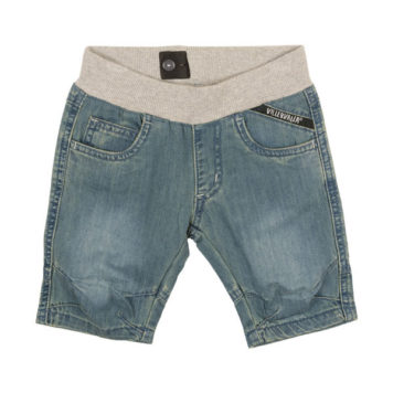 Villervalla Short Capri Light Denim