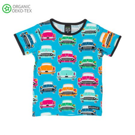 Villervalla T-shirt Cars Pacific