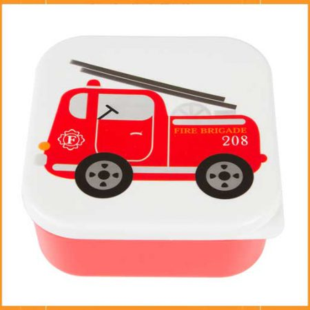Brooddoos Brandweerwagen