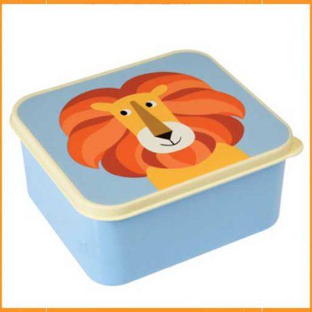 Brooddoos Lion
