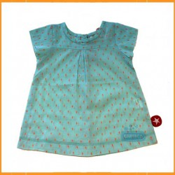 Kik Kid Dress Woven Dot