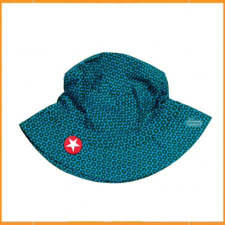 Kik Kid Hat Tiba Rand Star Blue