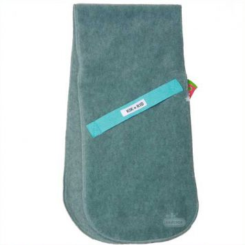 Kik Kid Shawl Fleece Light Blue