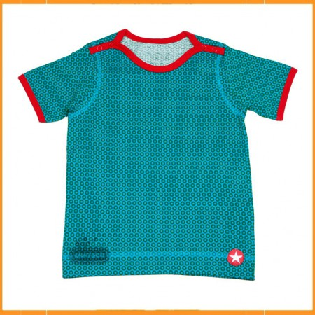 Kik Kid T-shirt Star blue