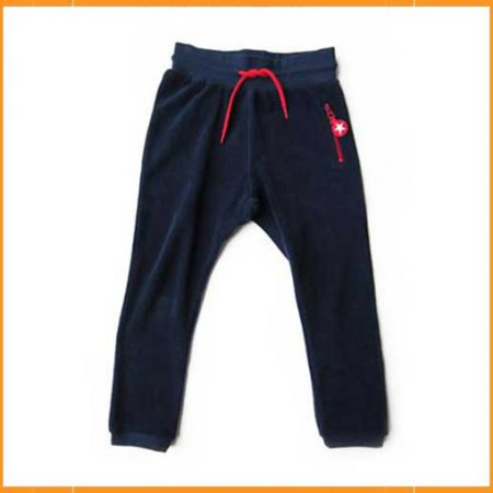 Kik Kid Trouser Terry Dark Blue