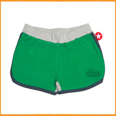 Kik Kid short Green