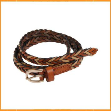 King Louie Belt Braidy