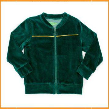 Lily Balou jacket Robin Velours