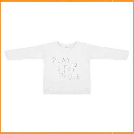 Little Indians Shirt Stop Play Pauze