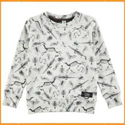Molo Sweater Mickay X-Ray Animals