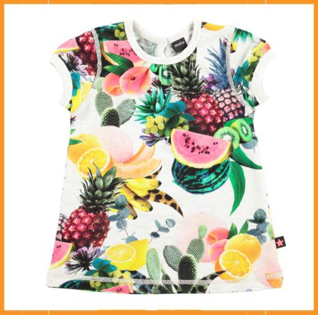 Molo kleedje Cathleen Fruits