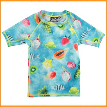 Molo zwemshirt Neptune Swimming Fruits