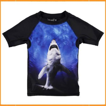Molo zwemshirt Neptune Under the Shark