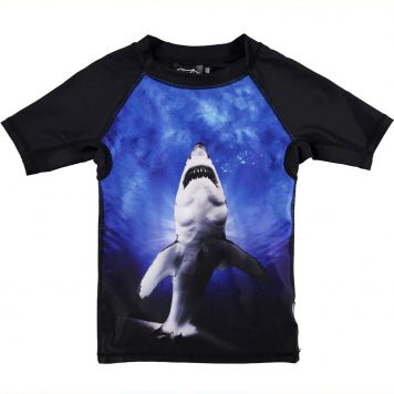 Molo zwemshirt Neptune Under the Shark
