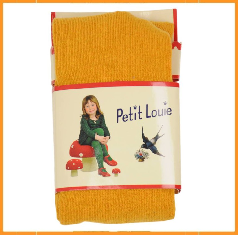Petit Louie kousenbroek Honey