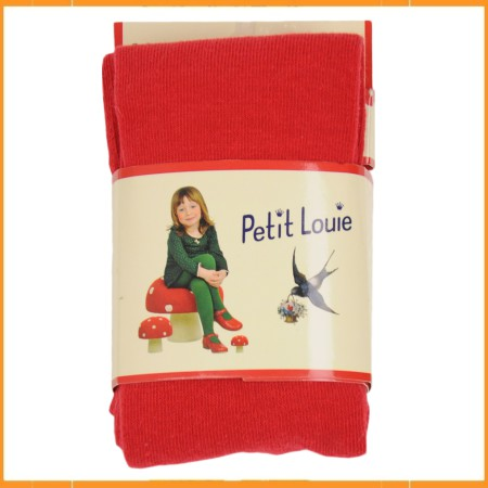 Petit Louie kousenbroek Red