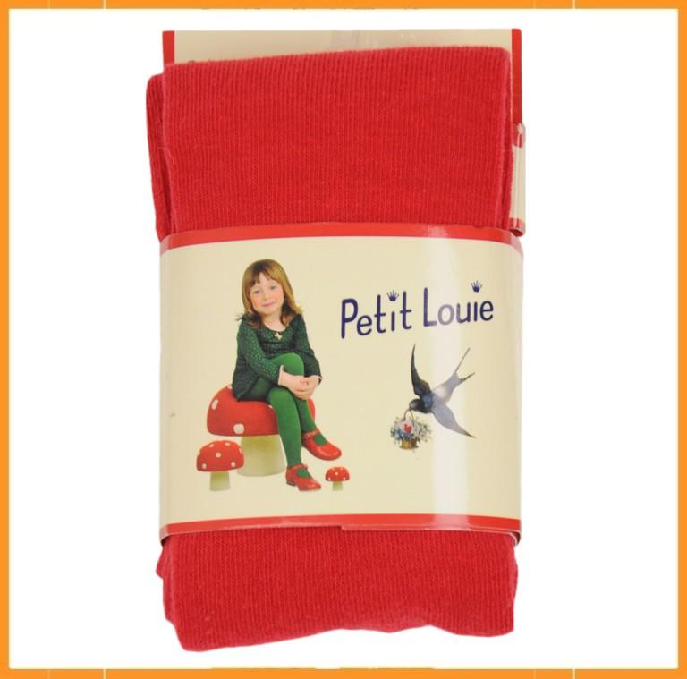 Petit Louie kousenbroek Red