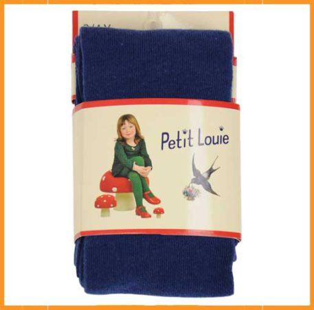 Petit Louie kousenbroek Royal Blue